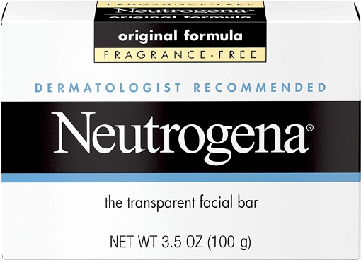 picture of neutrogena facial soap