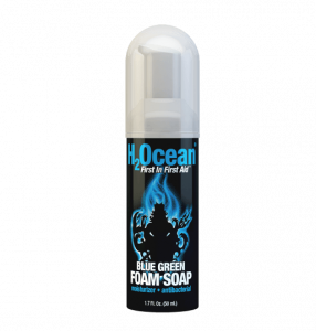 picture of H2Ocean foam soap