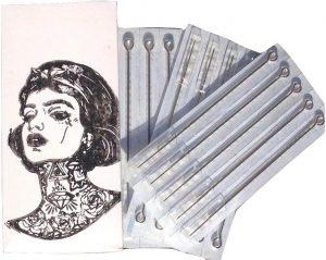 single use needles for hand poke tattoos